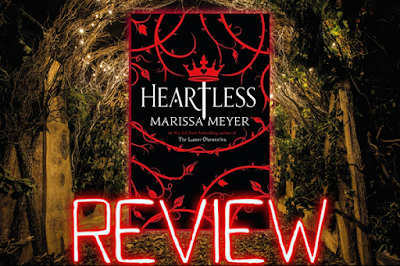 | Review | Heartless | Marissa Meyer