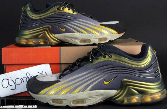 save off e9968 5f7ef Nike Air Max Plus II Dark Charcoal Dandelion-Neutral Grey (2000)