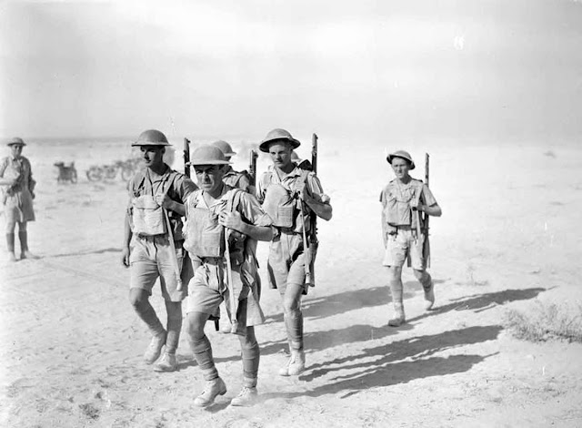 27 October 1940 worldwartwo.filminspector.com North Africa British soldiers