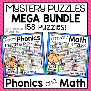Mystery Puzzles!!