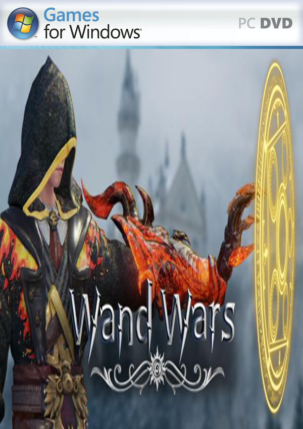 Wand Wars Rise PC Cover