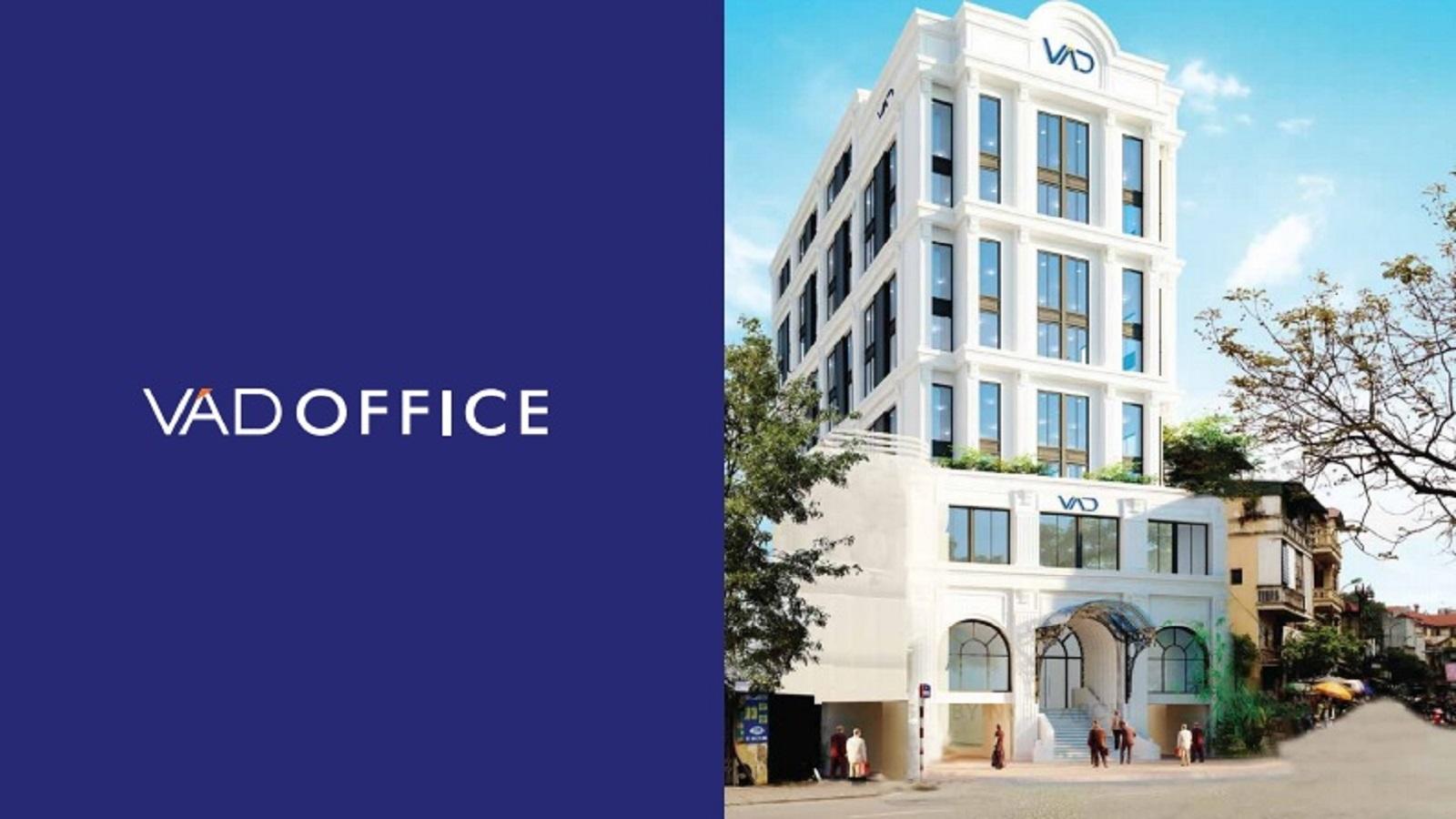 TÒA NHÀ VĂN PHÒNG VAD OFFICE
