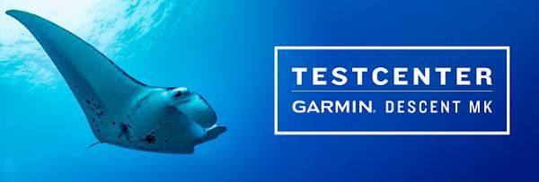 Garmin Iberia promove experiência de mergulho com Descent™ Mk2i através do projeto Test Center