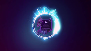 Cara Membuat Gelombang Audio (Audio Spectrum) di Adobe After Effects CC 2017