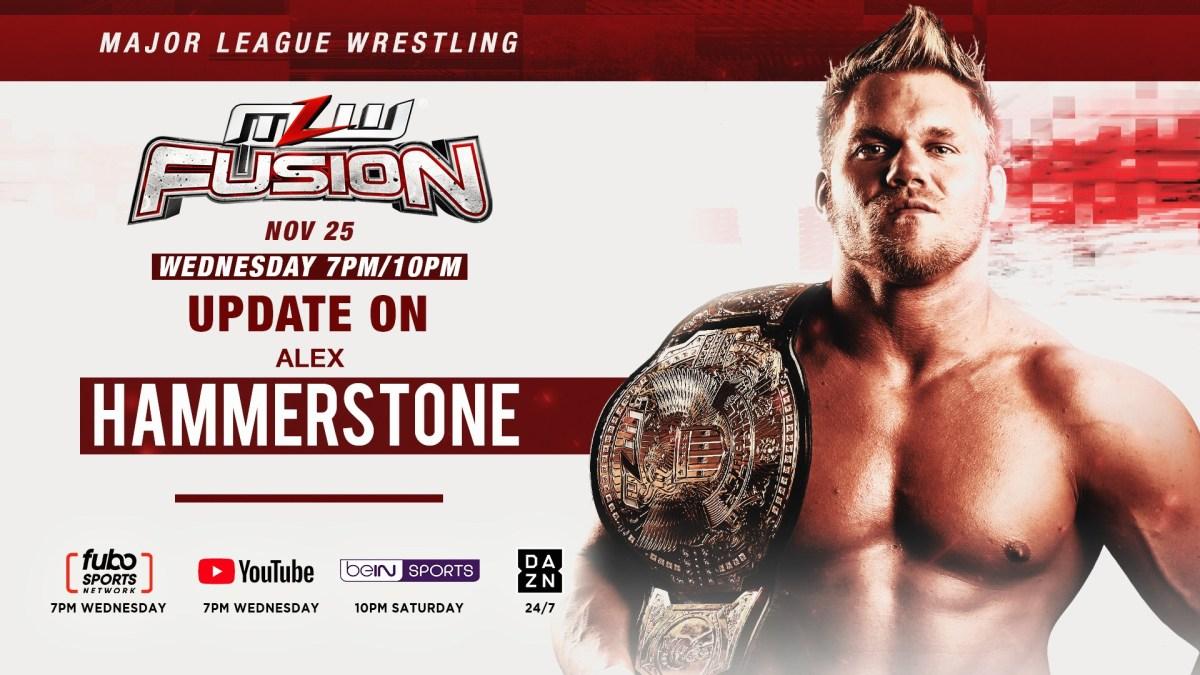 Cobertura: MLW Fusion (25/11/2020) – A fúria do campeão!