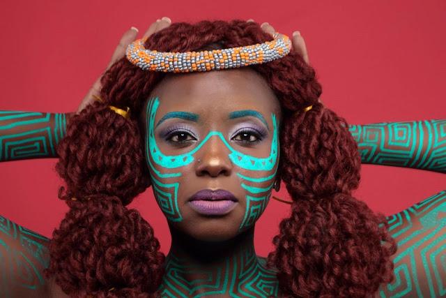 Muthoni Drummer Queen Hairstyles