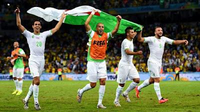Algeria vs Nigeria Live telecast