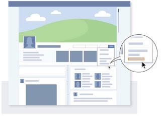cara melaporkan akun fb