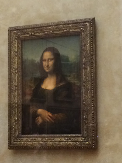 Mona Lisa painting, leonardo da vinci, paris, paris sight seeing, paris görülecek yerler