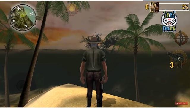 Game Berburu di Hutan Android 4x4 Safari Apk