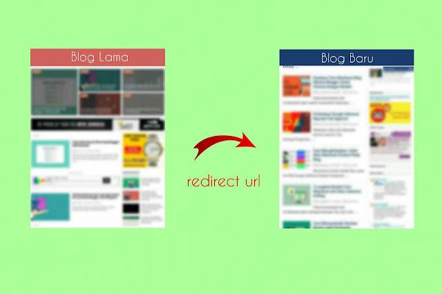 cara mengalihkan blog lama ke blog baru dengan memasang script redirect url