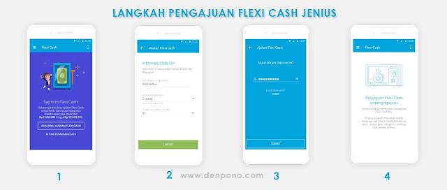 Pengalaman Flexi Cash Jenius (Dana Siaga dari Bank BTPN)