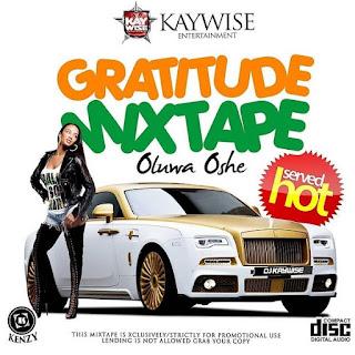 Dj Kaywise - Gratitude Mix