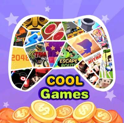 COOL GAMES - Aplikasi Game Mod Android Penghasil Dollar