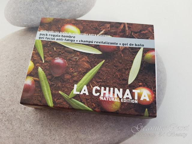 Pack mini Hombre Productos La Chinata - Sorteo ganado en el blog Piolineando