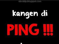 5 Fungsi PING Yang Selalu Digunakan Pemakai BBM