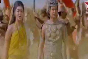 Sinopsis Mahabharata Episode 177 - Abimanyu Selamat dari Panah Karna