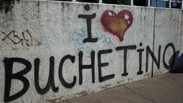 I love Buchetino