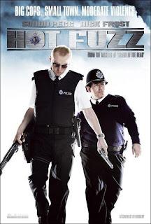 Hot Fuzz: Super policías