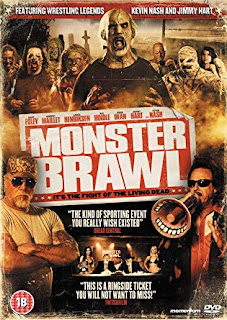 Monster Brawl (2011) Review - Movie Poster