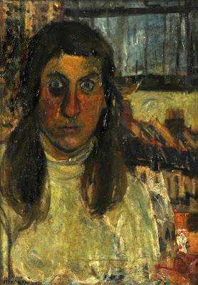 Mad Self Portrait, jean Cooke