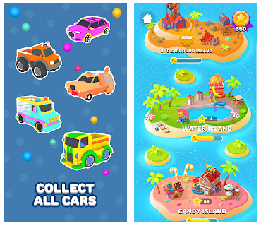 Collect All Cars