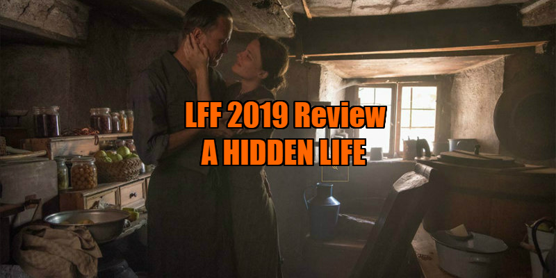 a hidden life review