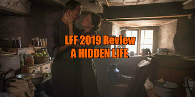 a hidden life review
