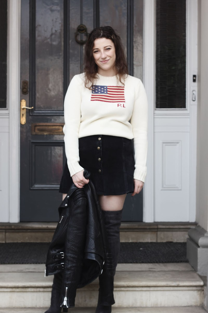 Ralph Lauren american flag jumper | www.itscohen.co.uk