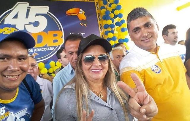 Mãe de Wesley Safadão tem diploma de vice-prefeita cassado por abuso de poder