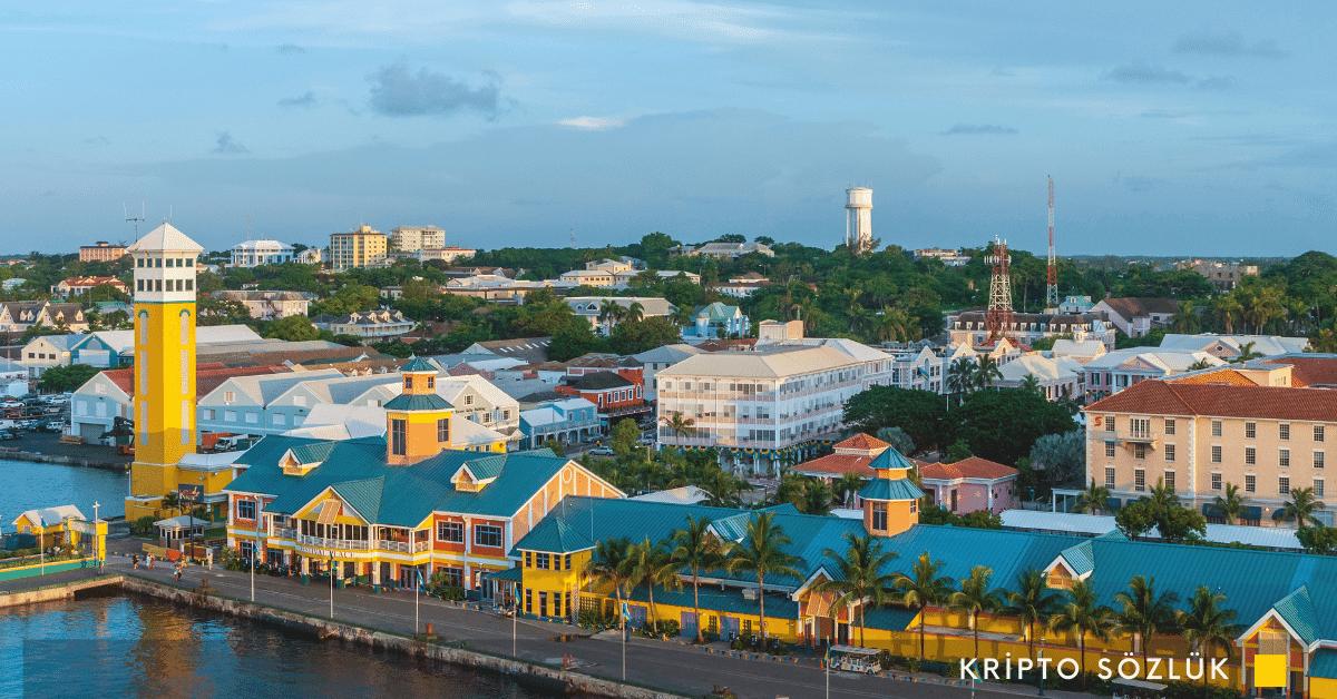 Bahamalar dijital para