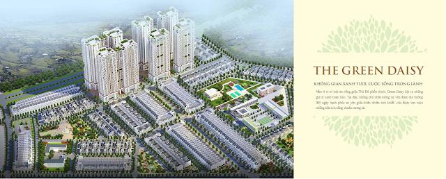 Dự án The Green Daisy Hà Đông