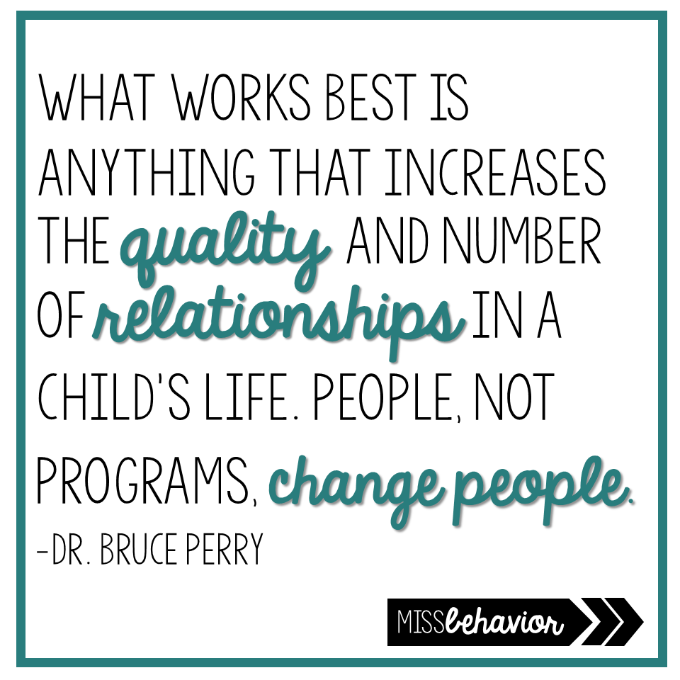 5 Meaningful Behavior Quotes For Teachers To Live By Miss Behavior