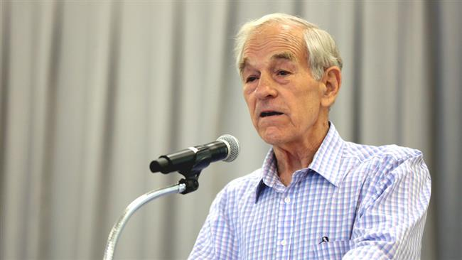 The United States  finances wars through inflation: Former US Congressman and political analyst Ron Paul