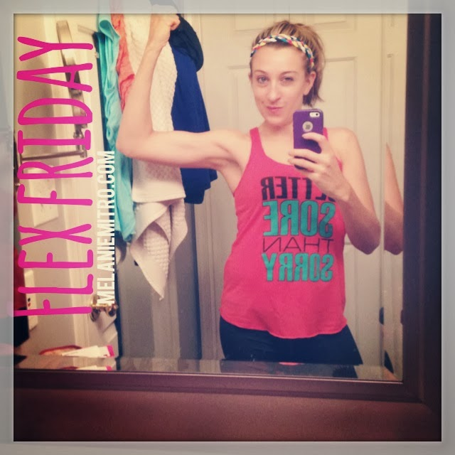 Week 1 P90X3 Women's Progress Update and Meal Plan | Melanie