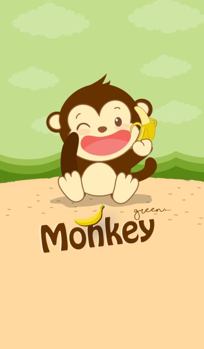 Monkey (Green ver.)