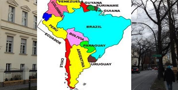 Negara Amerika Selatan dan Keadaanya