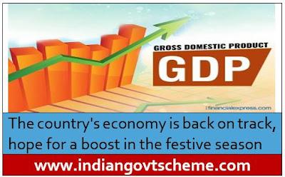 economy is back on track
