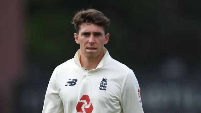 श्रीलंका बनाम इंग्लैंड टेस्ट :इंग्लैंड के Daniel Lawrence ने किया टेस्ट डेब्यू