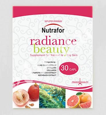 Harga Radiance Beauty Terbaru 2017 Suplemen Kecantikan