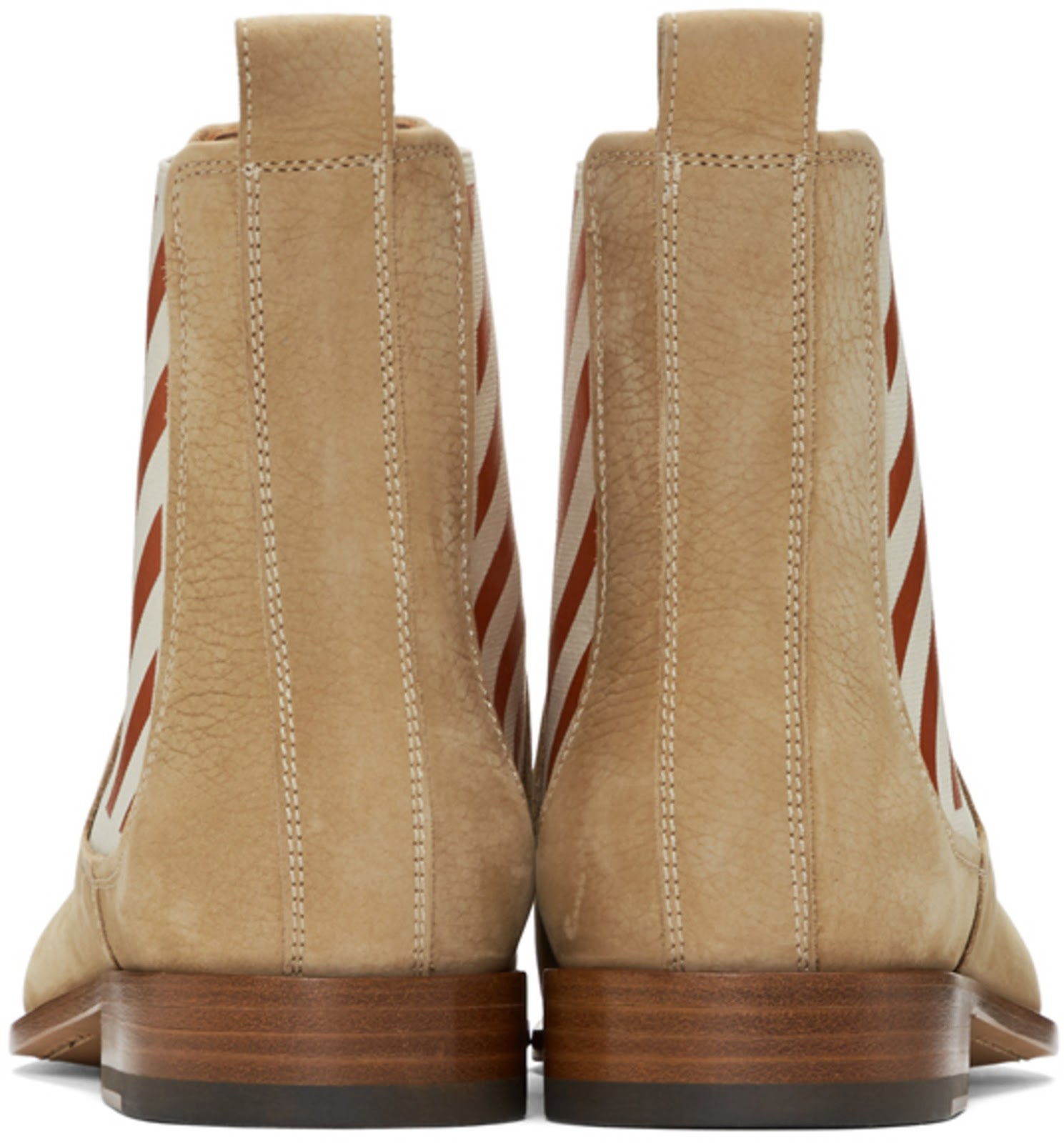 8c1f9715cc1 Reboot With Caution: Off-White Chelsea Boots | SHOEOGRAPHY