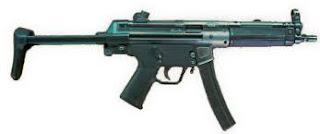 Heckler & Koch MP5 - Sub Machine Gun Paling Populer