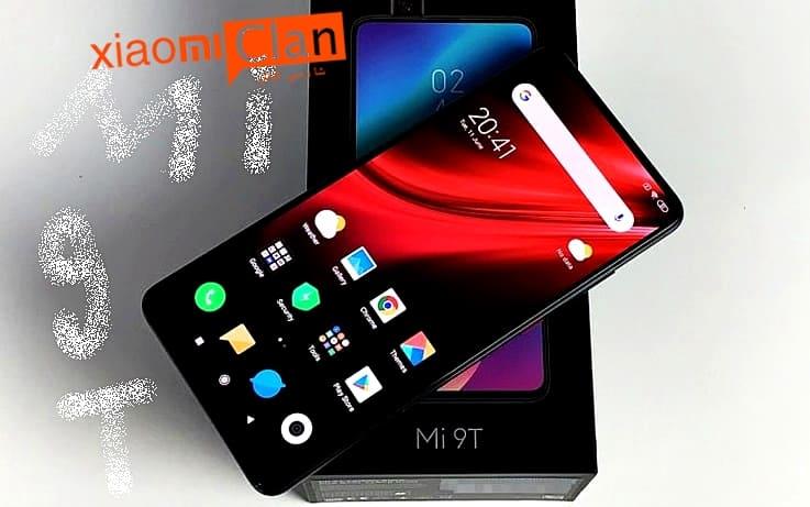 هاتف Xiaomi Mi 9T أو redmi k20