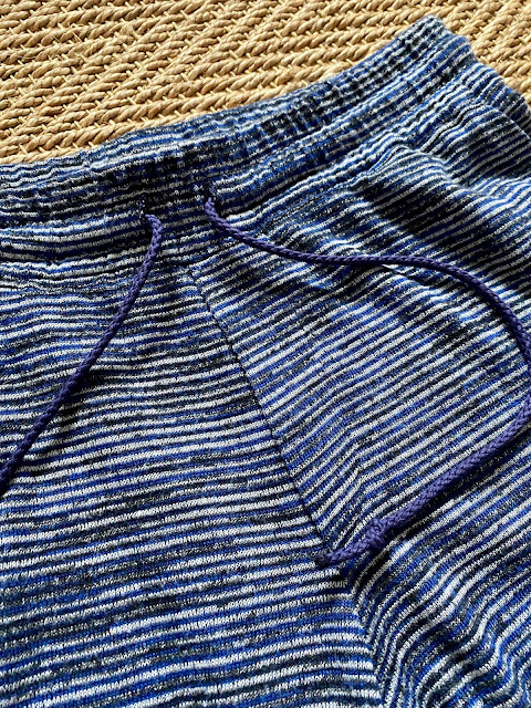Diary of a Chain Stitcher: Papercut Anima Pants in Jersey Knit from The Fabric Store