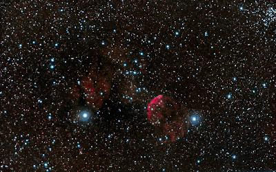 IC 443  i IC 444