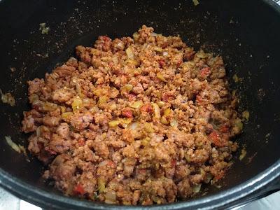 chile Con Carne {no El Auténtico Pero Sí El Más Popular}
