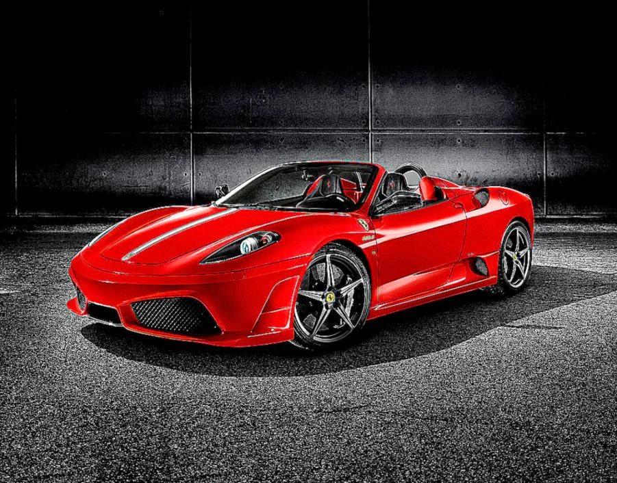 Black Red Ferrari F430 Wallpaper 1024X768 | Best HD Wallpapers