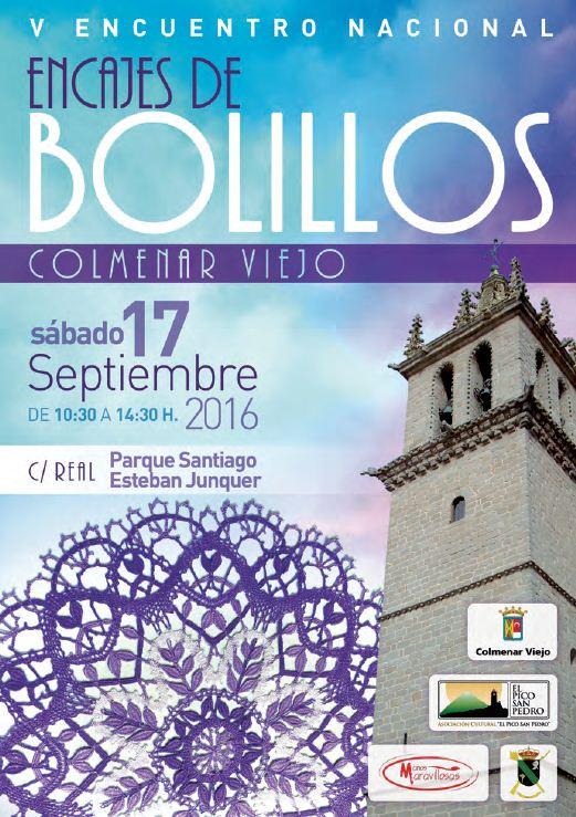 Imagen Encaje de Bolillos 2016