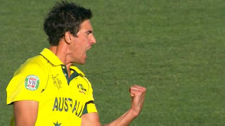 Mitchell Starc 6-28 vs New Zealand Highlights