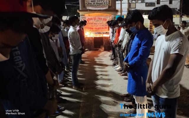 Muslim yuva ekta dhaka candle march 2020